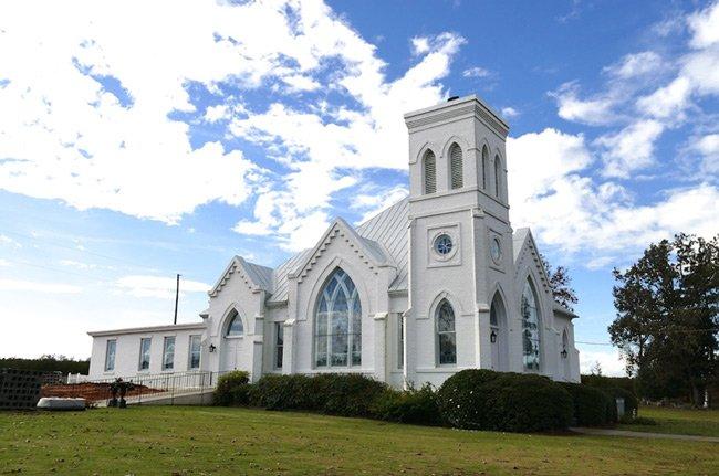 Harmony Methodist Johnston