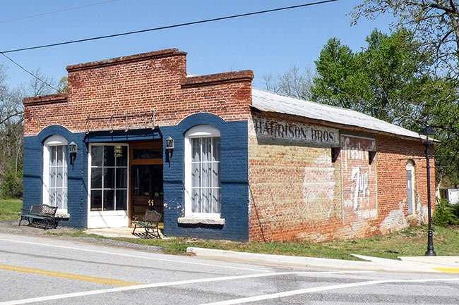 Harrison Brothers Store