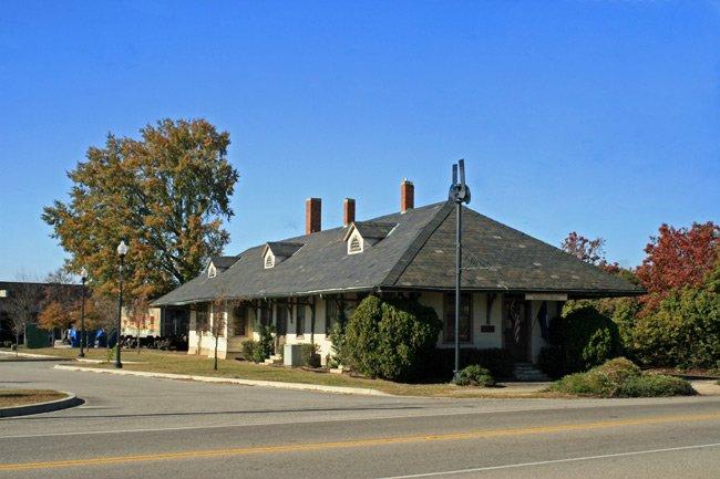 Hartsville Depot