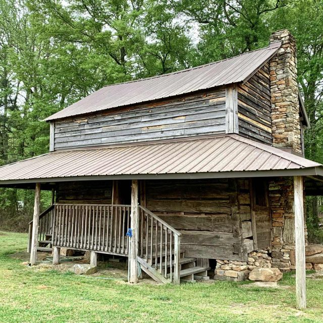 Hendrix Cabin in Greer SC