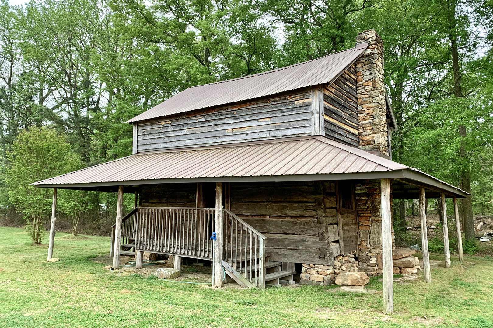 Hendrix Cabin in Greer SC