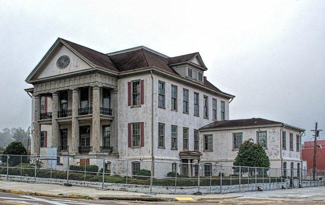 Hickman Hall Aiken County