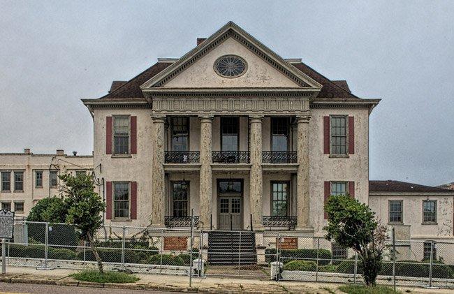 Hickman Hall