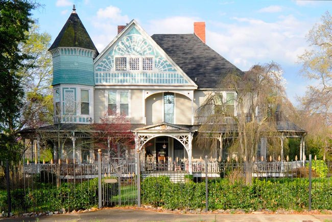 Anderson's Historic District