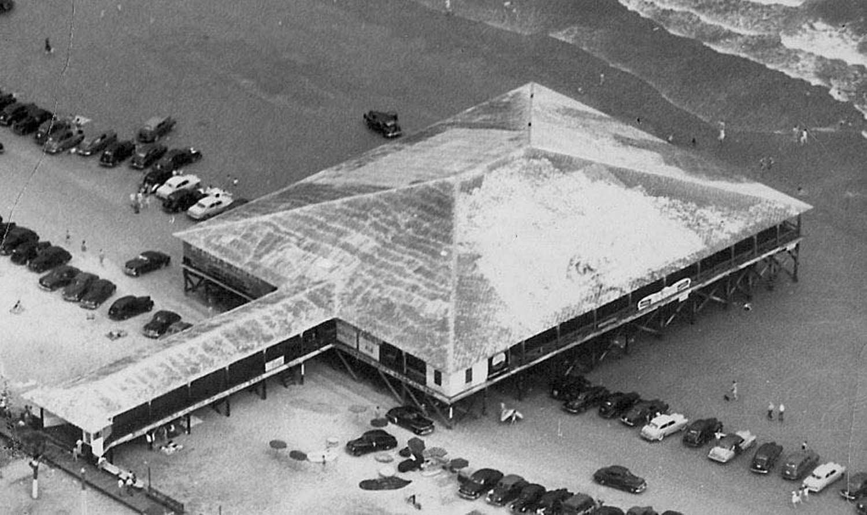 Historic Folly Beach Pier
