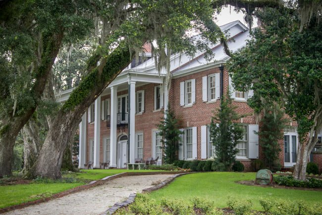 Hobcaw House in Georgetown