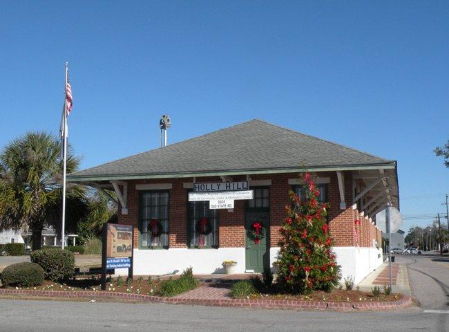 Holly Hill Depot