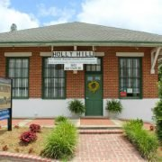 Holly Hill Train Depot