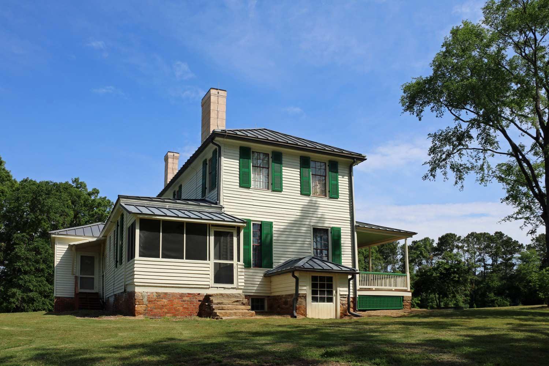 Hopewell Plantation in Clemson, SC