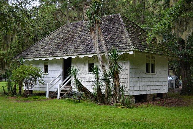 Hopsewee Kitchen Cabin