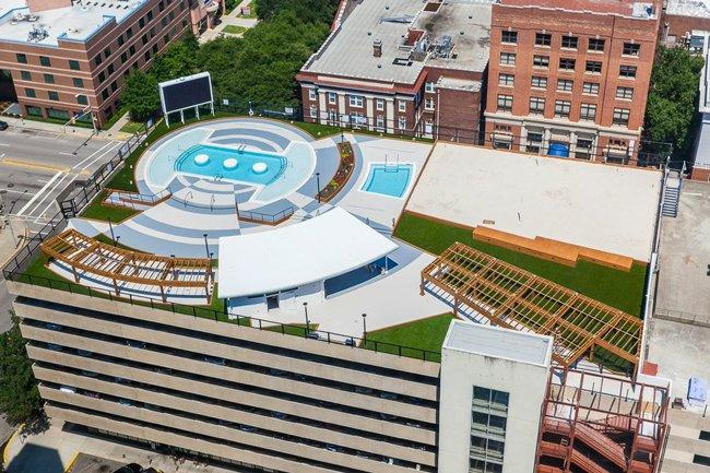 Hub Columbia Rooftop