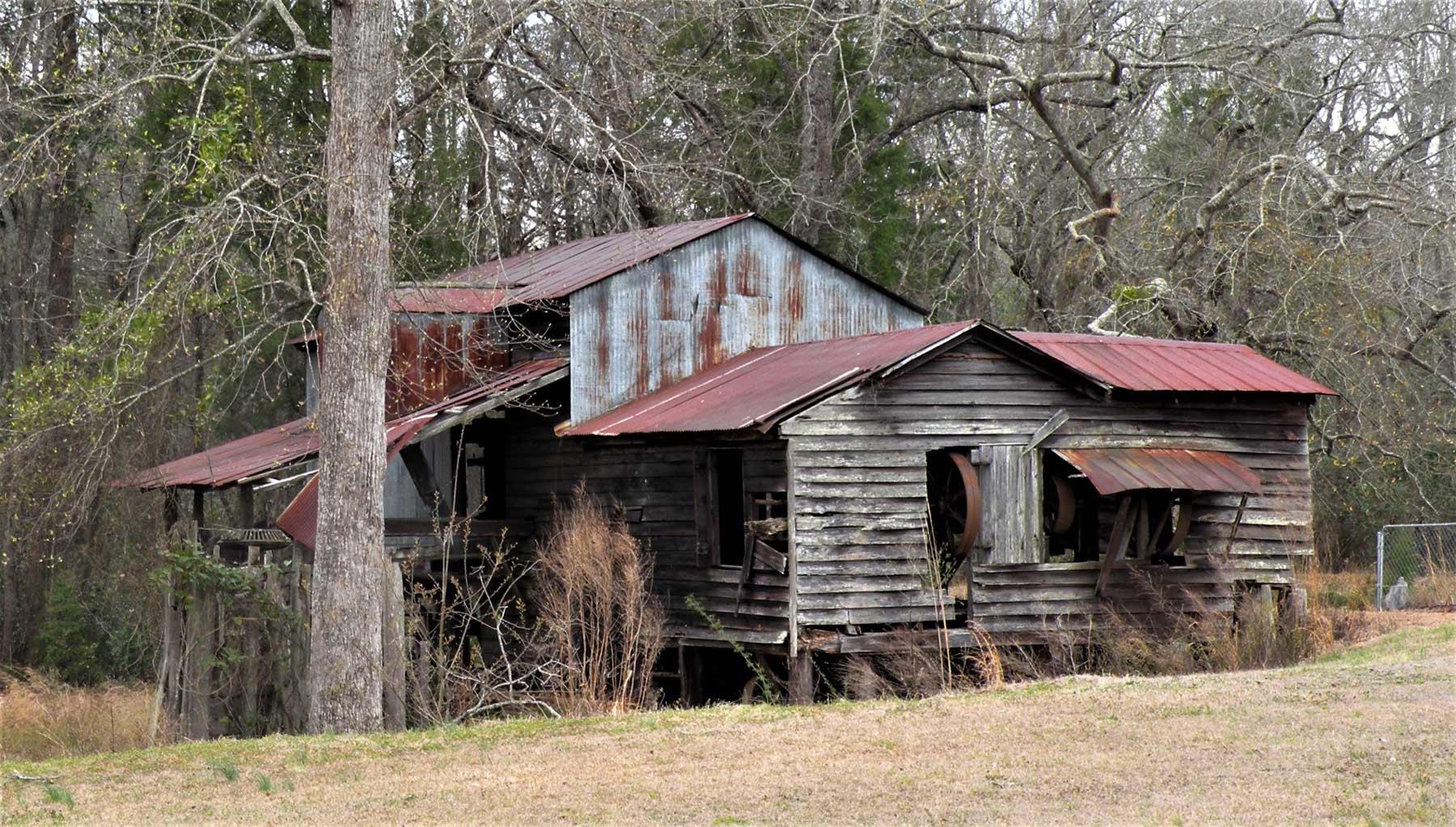 Huckabee Hallman Grist Mill