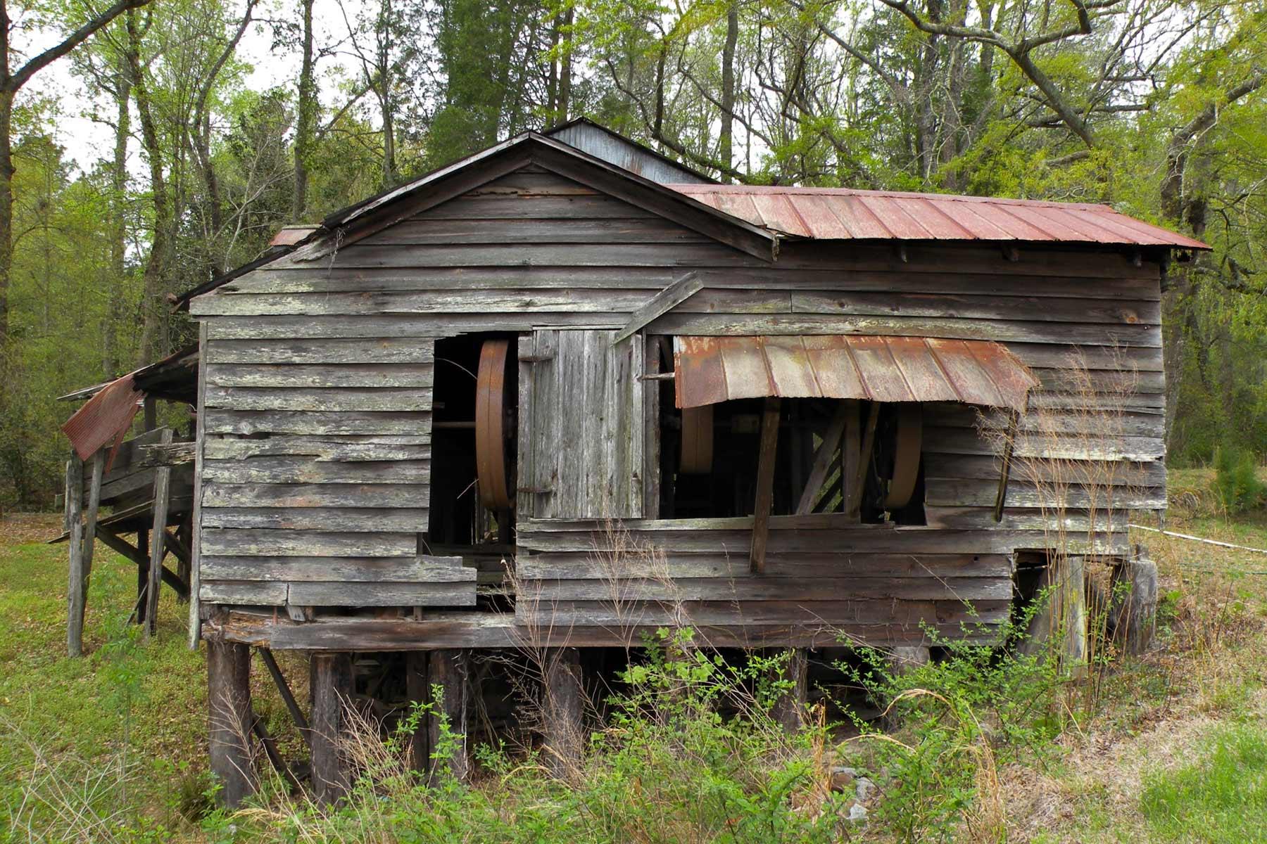 Huckabee Hallman Mill Workings