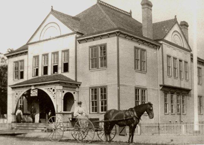 Immanuel School Historic