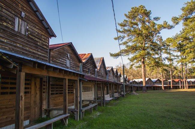 Indian Field Methodist Camp