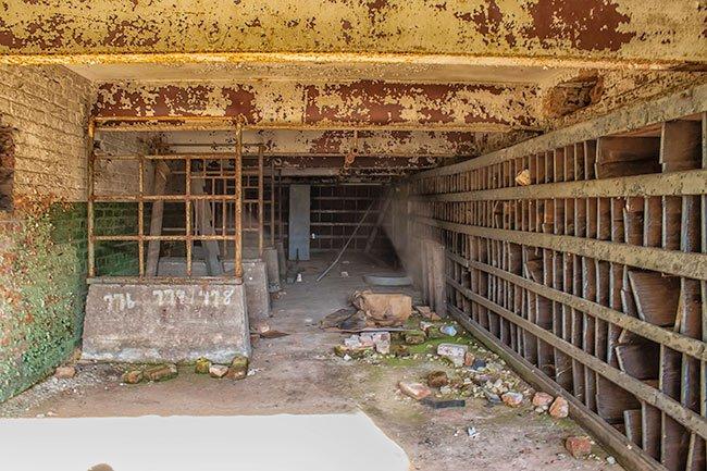 Interior Room Chiquola Mill