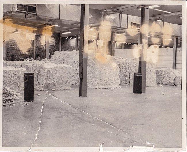 Jackson Mills Historic Photo