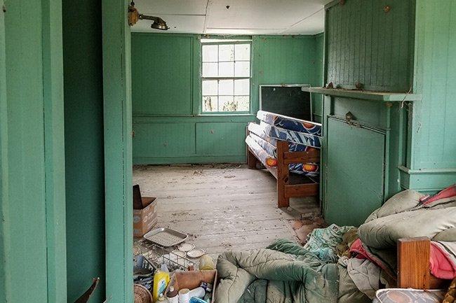 Jehossee Plantation Bedroom
