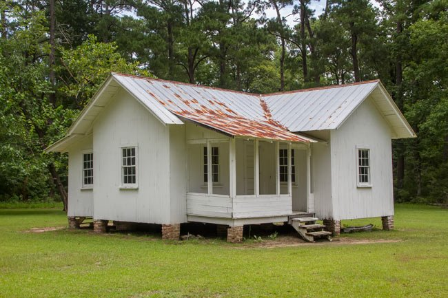 Jenkins House at Hobcaw Barony
