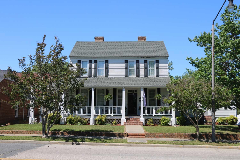 John Craig House Facade