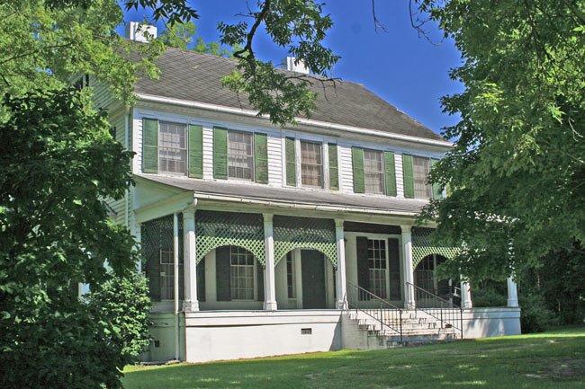 John McIver House