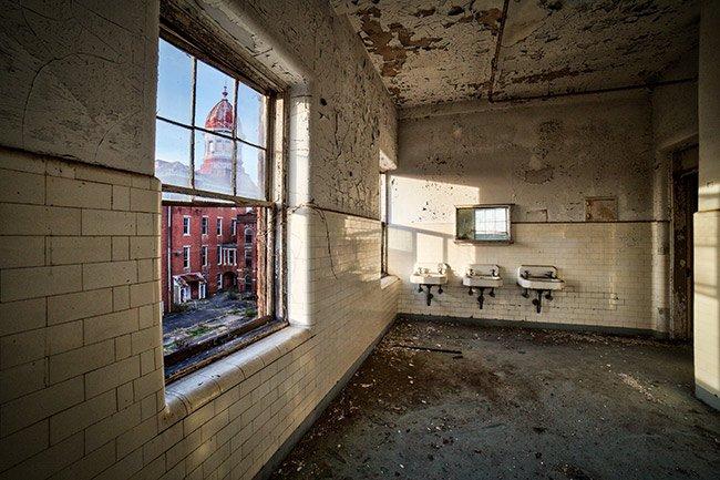Johnna Hansen - Bull Street Asylum