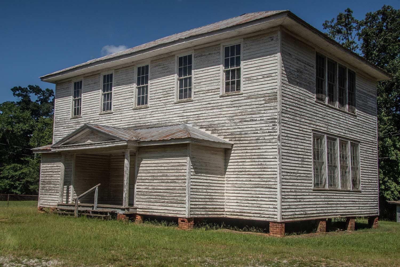 Jolly Street School in Newberry