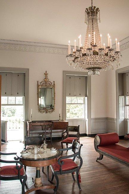 Joseph Manigault House, Sitting Room