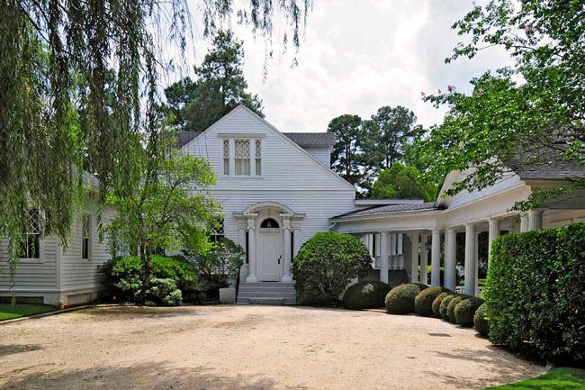 Joye Cottage in Aiken