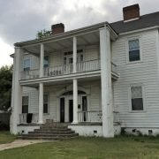 Judge Glover House Orangeburg