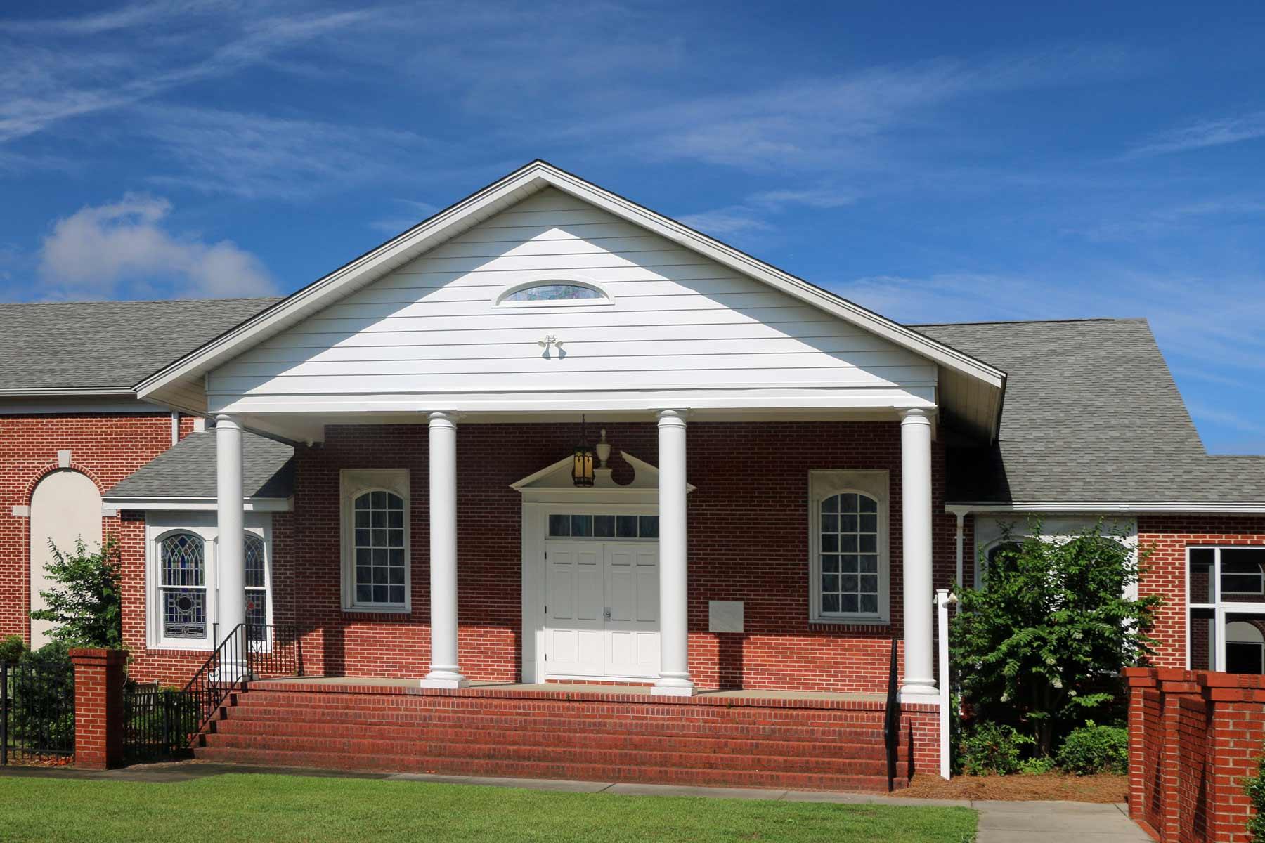 Kelleytown Baptist in Hartsville