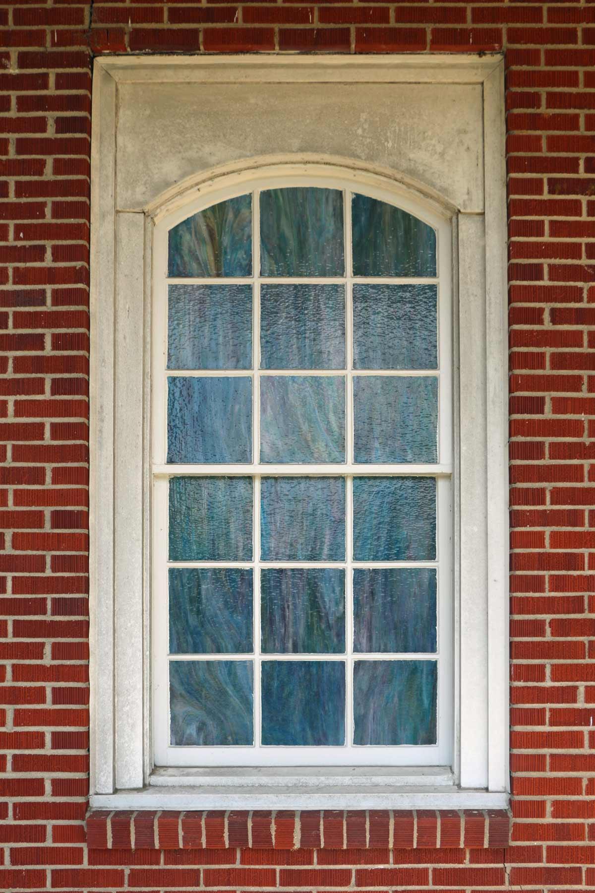 Kelleytown Baptist Window