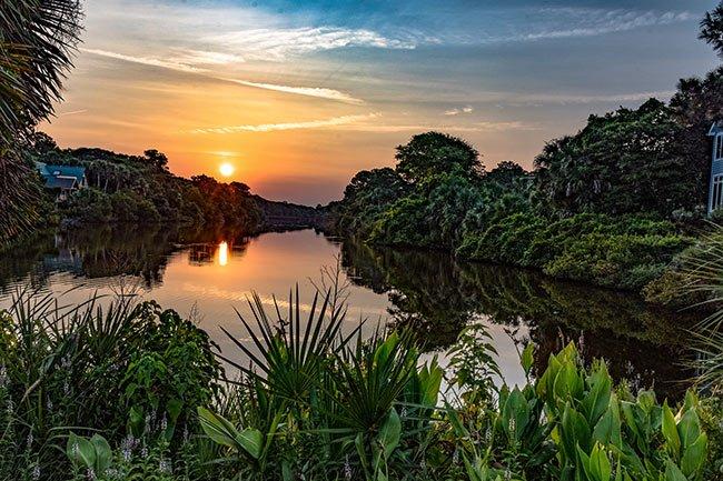 Kiawah Pond Marsh