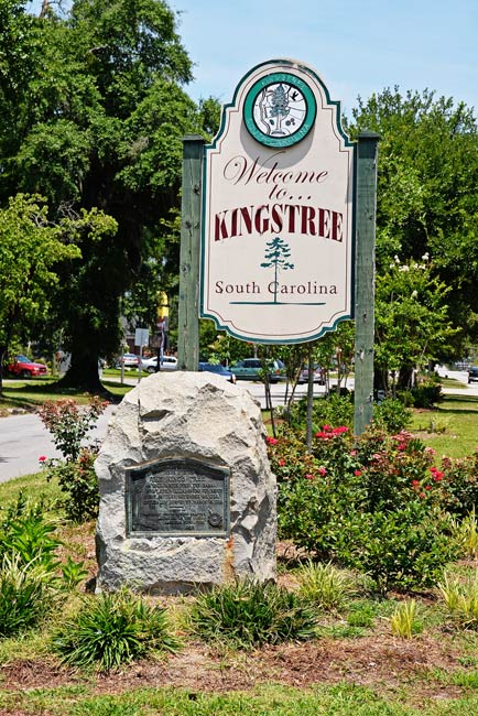 Kingstree Marker