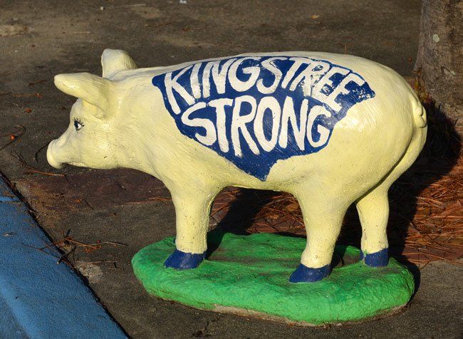Kingstree Strong Pig
