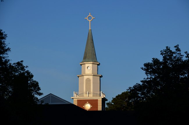 Kingstree UMC Steeple
