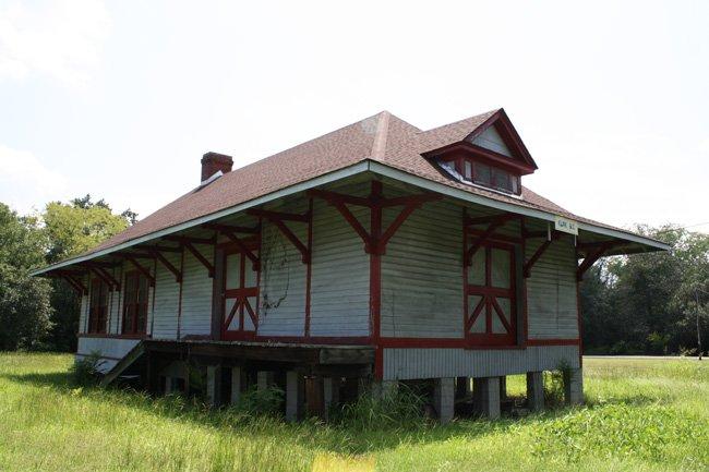 Kline Train Depot