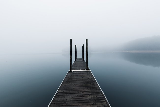 Foggy Dock, Lake Murray