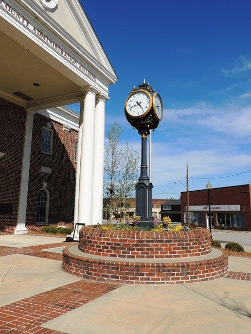 Lancaster Town Clock