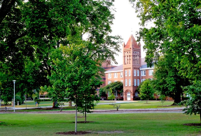 Lander University Greenwood