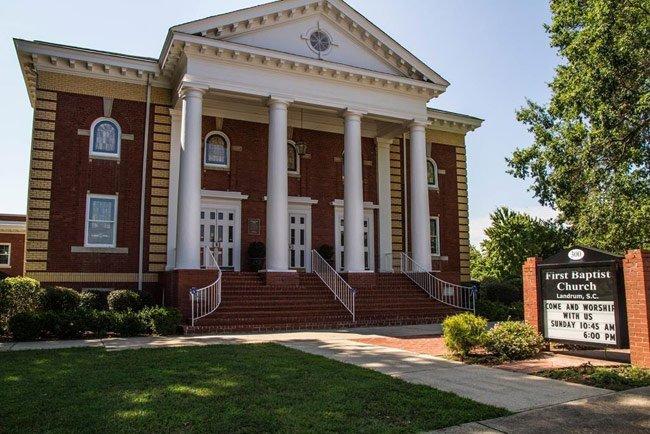 Landrum First Baptist