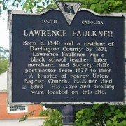 Lawrence Faulkner
