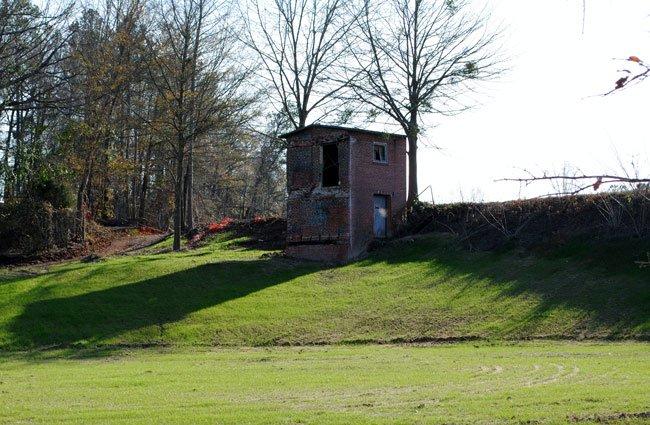 Lexington Mill Post Flood