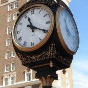 Liberty Clock Greenville