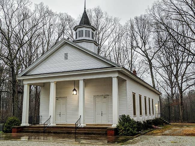 Lickville Presbyterian Church