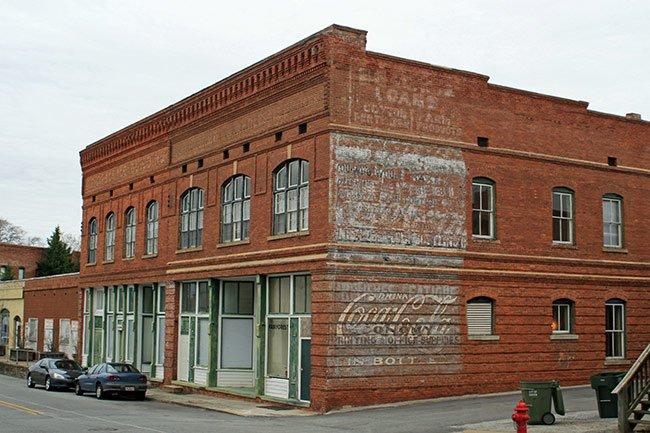Lipscomb Building, Union SC