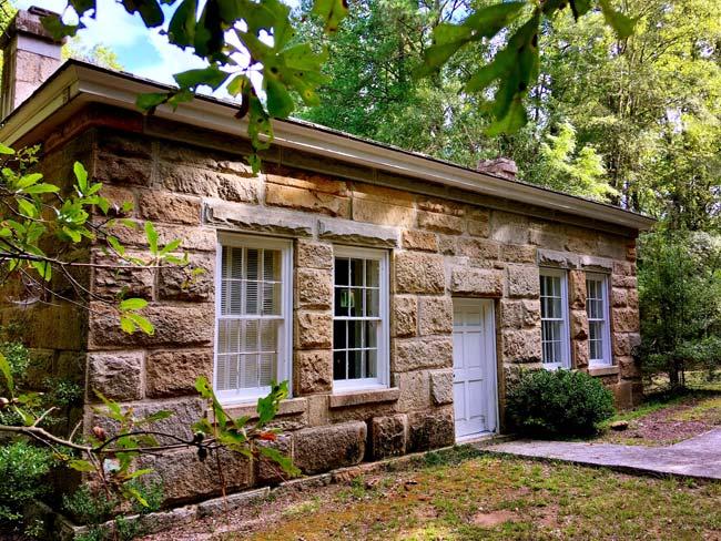 Lock Keeper's House Landsford
