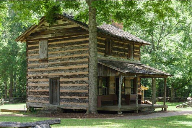 Logan Log Cabin