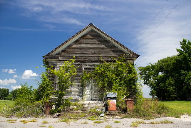 Lone Star Gas Station