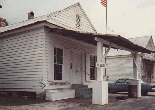 Lone Star, Zeagler Store